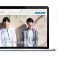 今注目の若手イケメン俳優、多和田秀弥と小松準弥の公式ファンサイトをオープン!