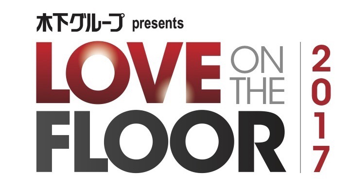 LOVE ON THE FLOOR