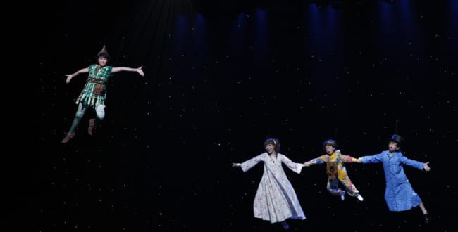 ブロードウェイミュージカル「ピーターパン」