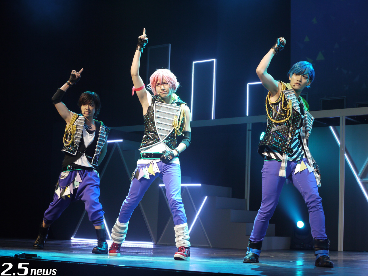 B-PROJECT on STAGE『OVER the WAVE!』