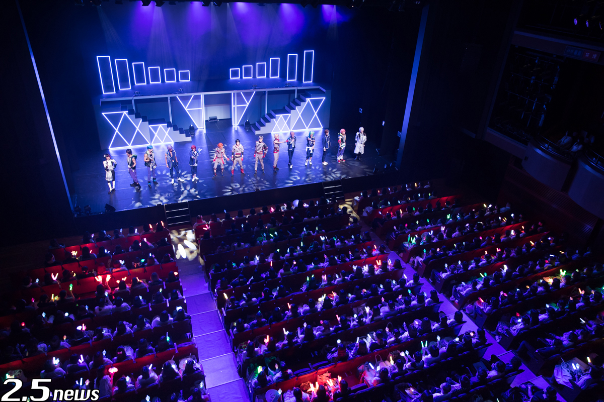 B-PROJECT on STAGE 『OVER the WAVE!』