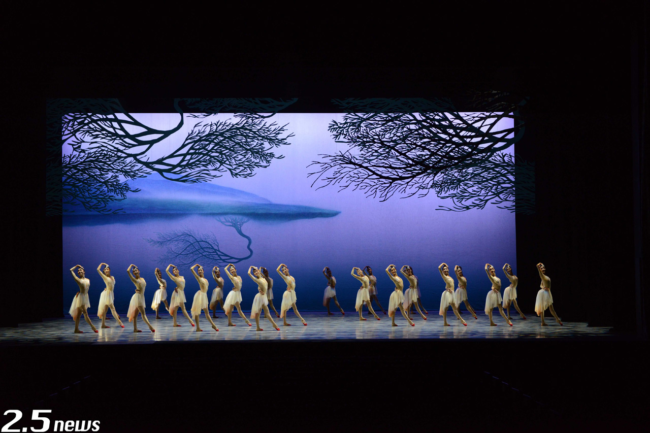 上海歌舞団 舞劇「朱鷺」-toki-