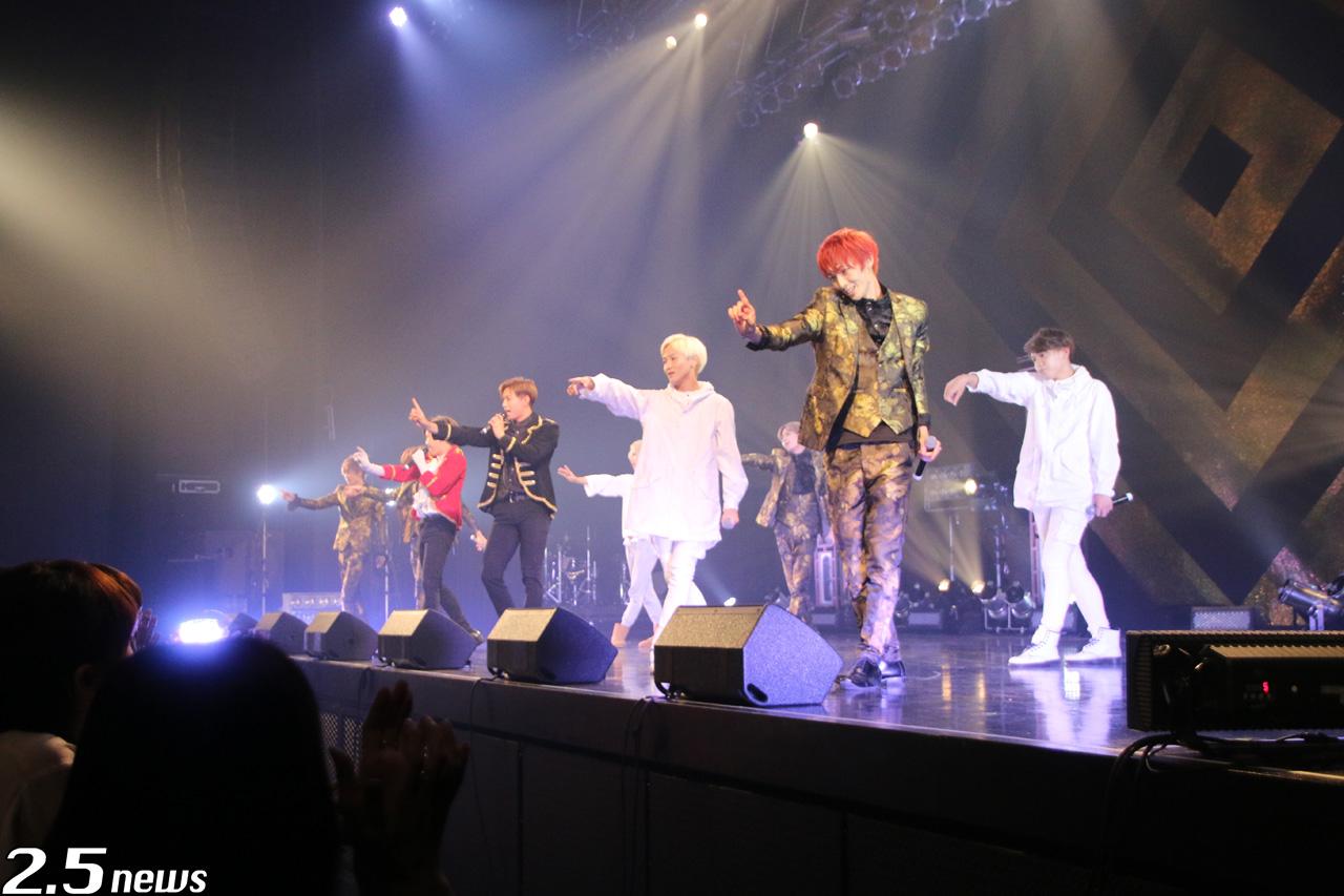 男魁 -Boyran- 本公演