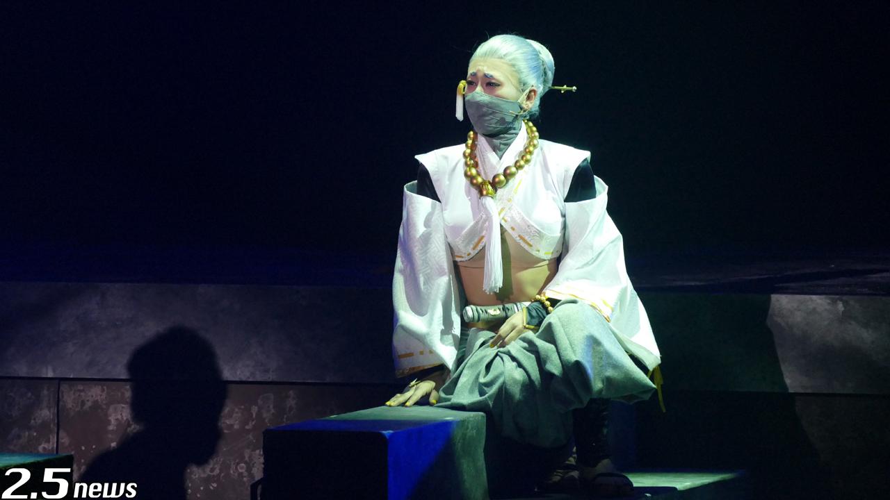 舞台「煉獄に笑う」