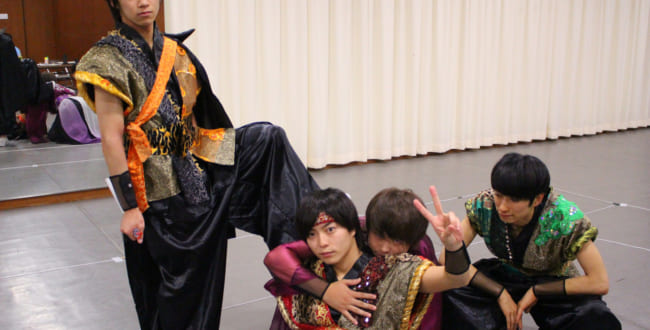 Patch stage vol.11『JOURNEY-浪花忍法帖-』