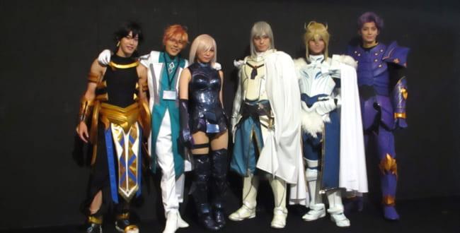 舞台『Fate/Grand Order THE STAGE –神聖円卓領域キャメロット-』