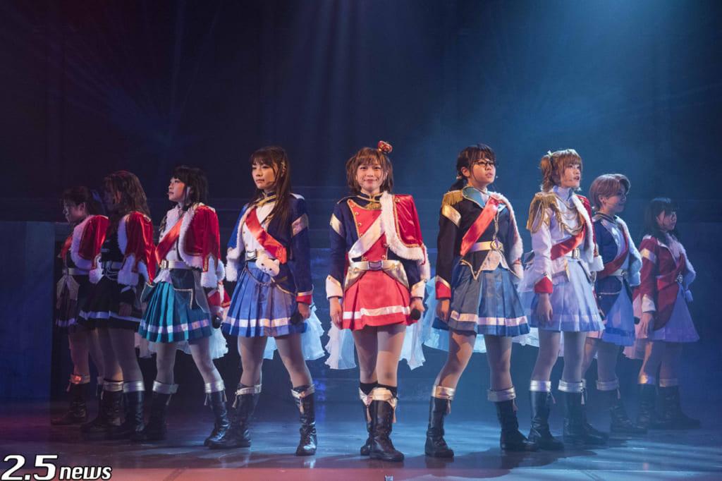 「少女☆歌劇 レヴュースタァライト ―The LIVE―」#1