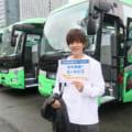 【オフィシャルレポート】若手俳優・財木琢磨 2度目のバスツアーを水上温泉にて開催