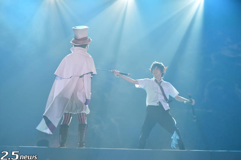 舞台『青の祓魔師』