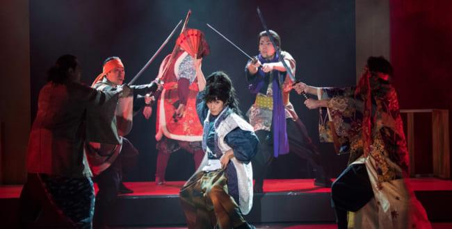舞台「義風堂々!!」