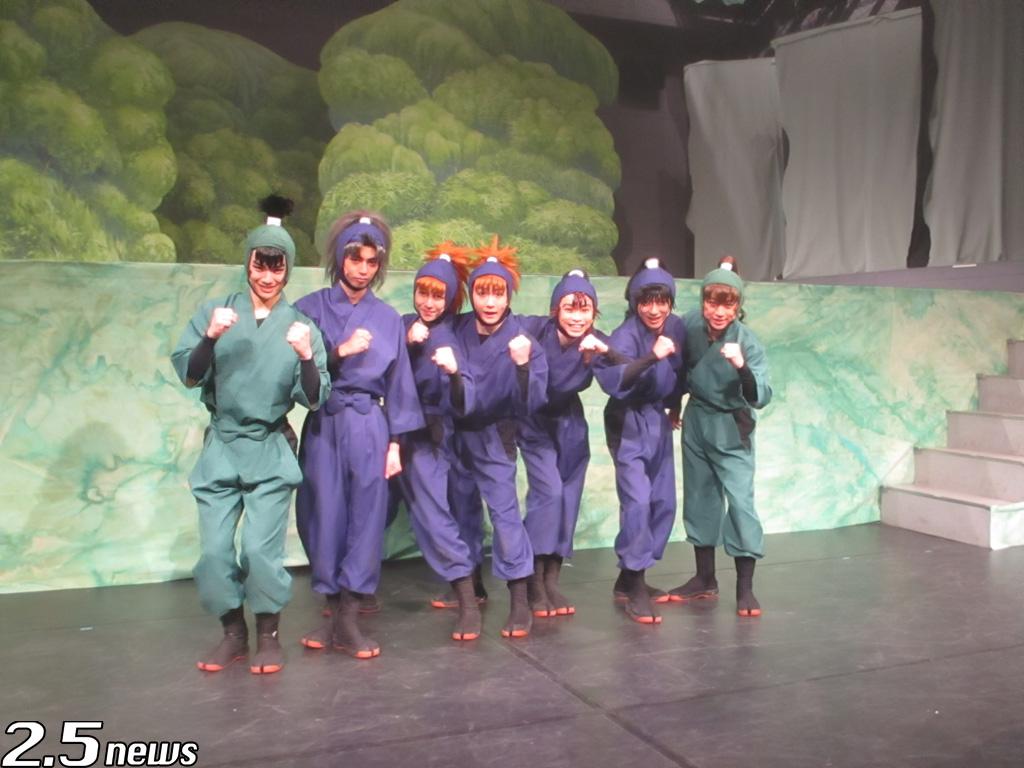 ミュージカル「忍たま乱太郎」 第9弾『忍術学園陥落!夢のまた夢!?』