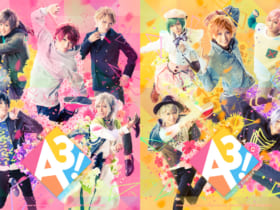 MANKAI STAGE 『A3!』~SPRING & SUMMER 2018~
