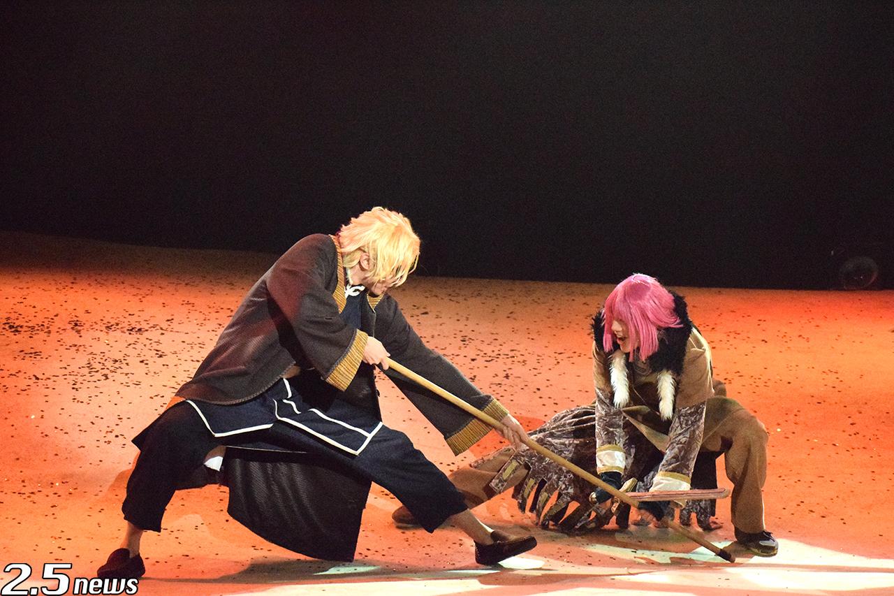 舞台「クジラの子らは砂上に歌う」