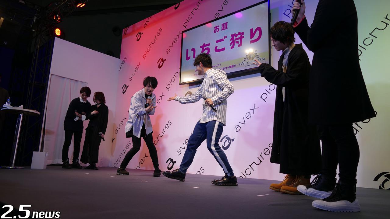 AnimeJapan2018 舞台「KING OF PRISM -Over the Sunshine!-」