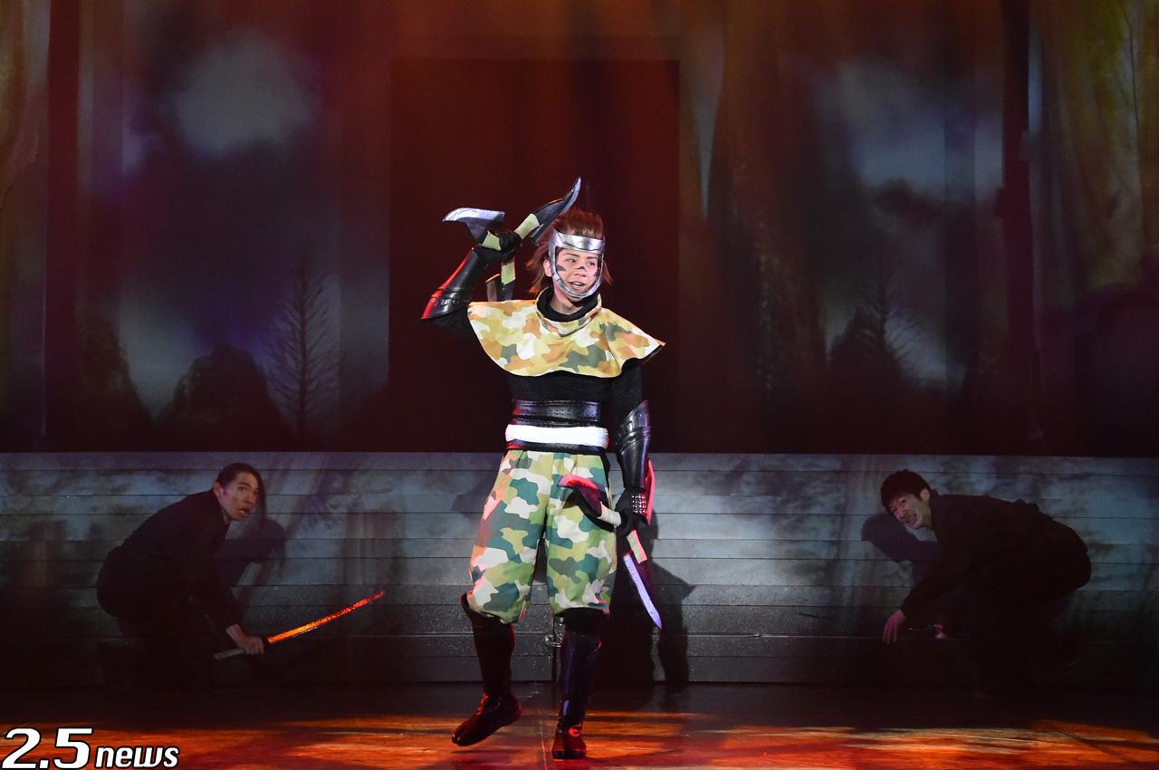 斬劇『戦国BASARA』第六天魔王