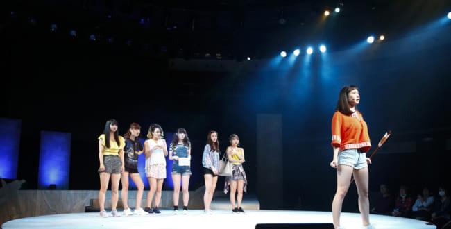 上野パンダ島ビキニーズ「マイナス 2.5」