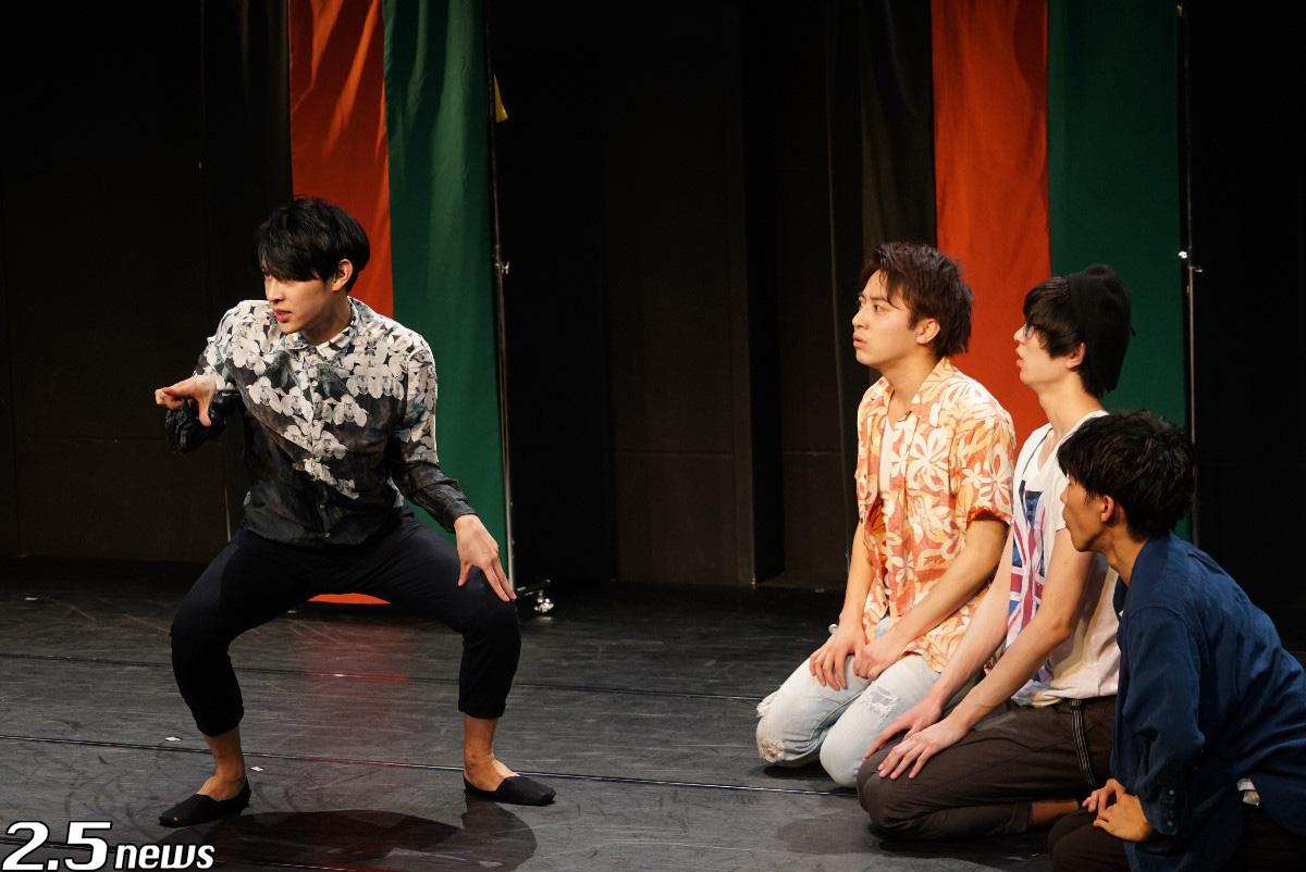 ウズイチ旗揚げ公演『シャフ』