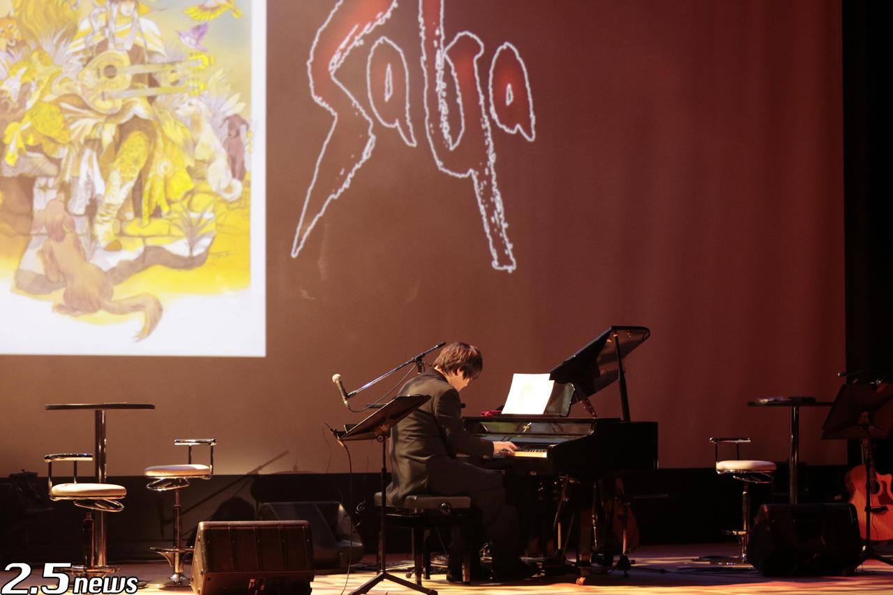 SaGa THE STAGE ミニコンサート&トークショー