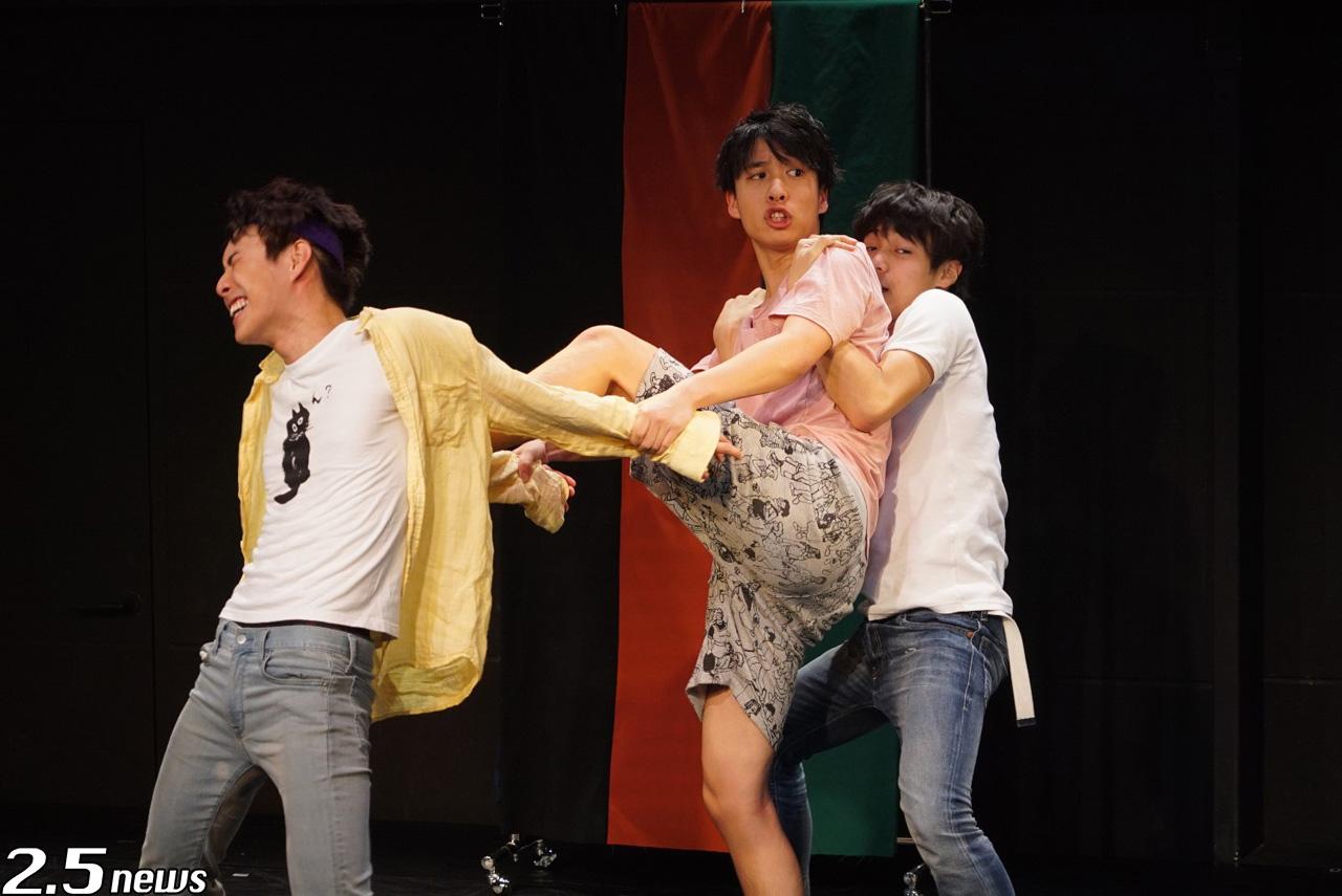浅草軽演劇集団・ウズイチ旗揚げ公演『シャフ』