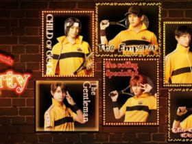 ミュージカル『テニスの王子様』TEAM Party RIKKAI
