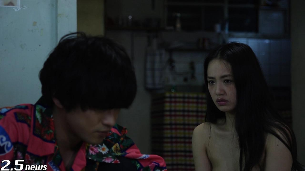 映画『ギフテッド ~フリムンと乳売り女~』
