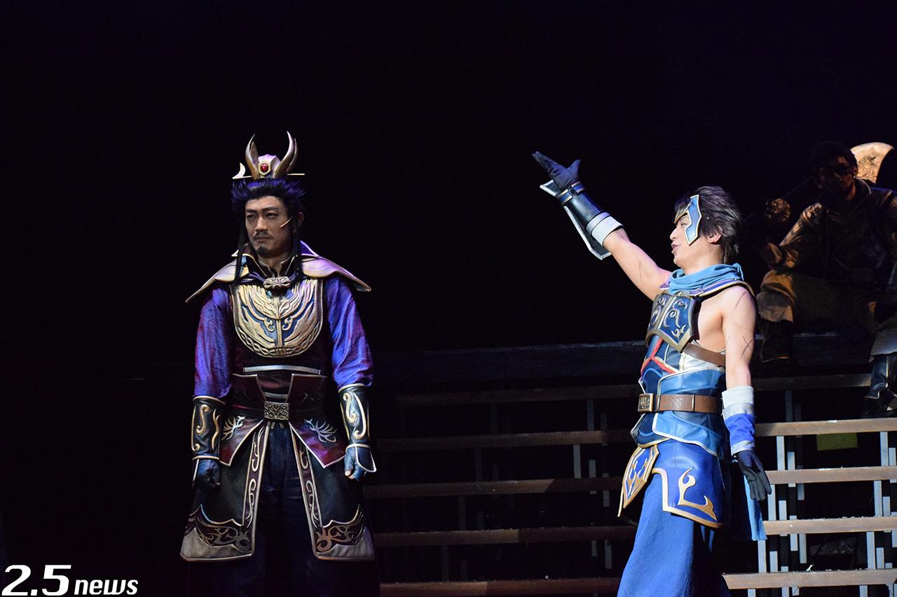 舞台「真・三國無双 官渡の戦い」