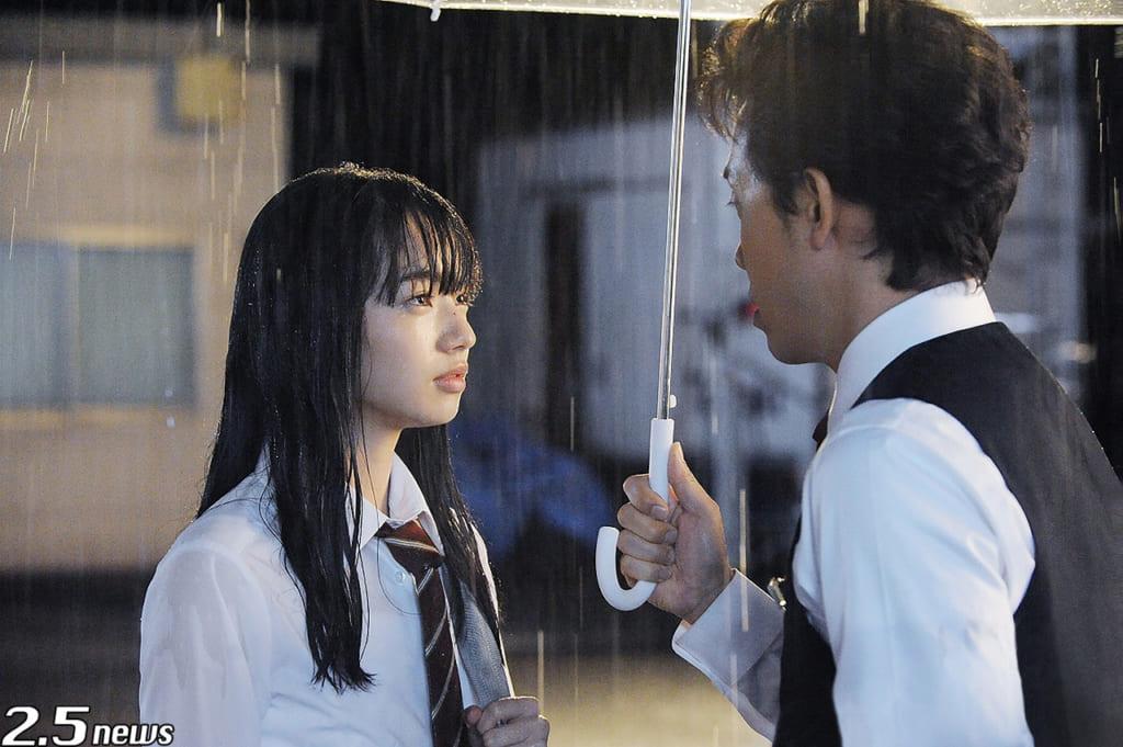 映画「恋は雨上がりのように」