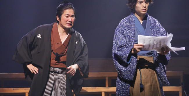 舞台「ジョン万次郎」