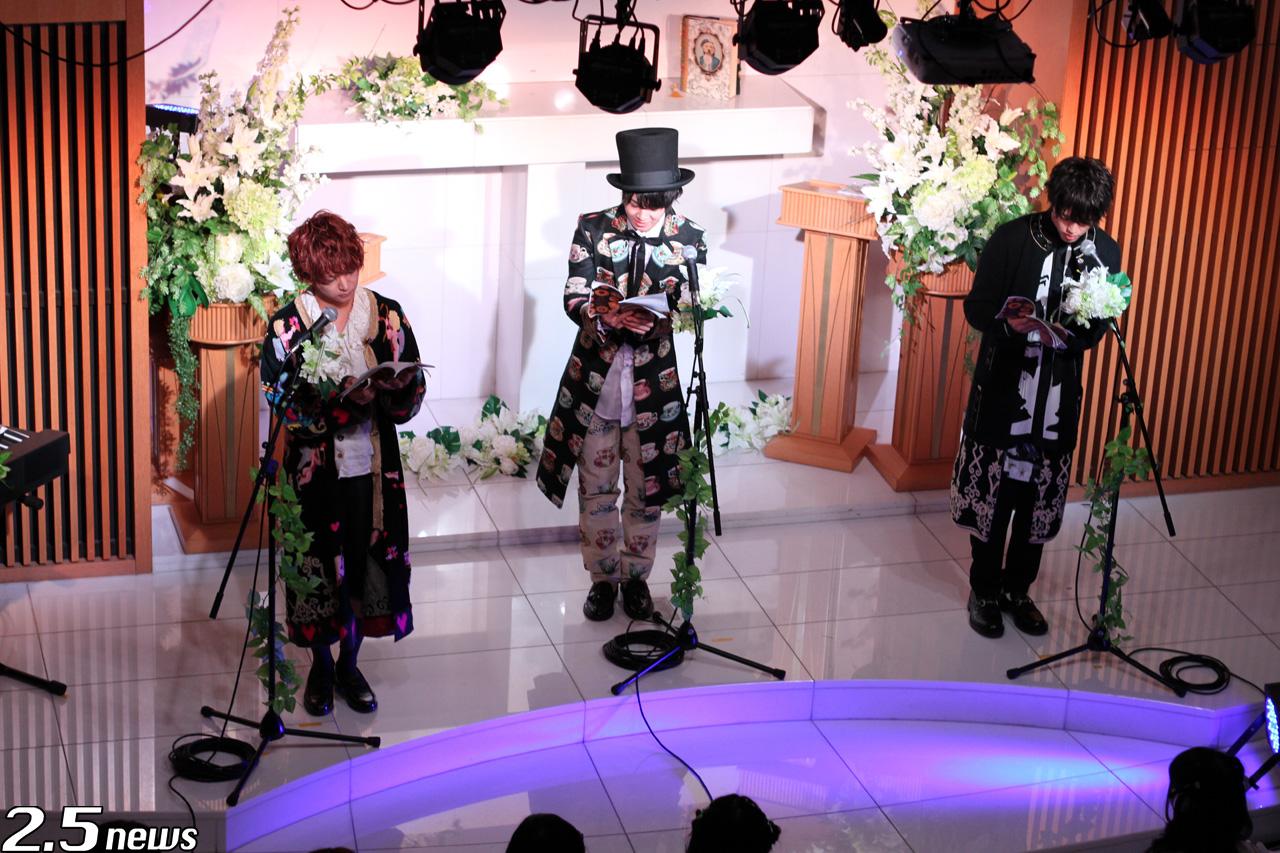 朗読劇『theater of fairytale』 in ホワイトチャペル