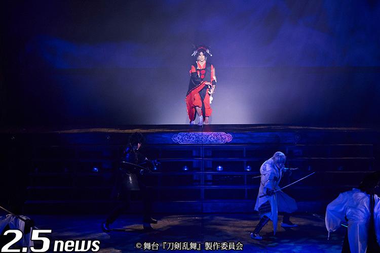 舞台『刀剣乱舞』悲伝 結いの目の不如帰