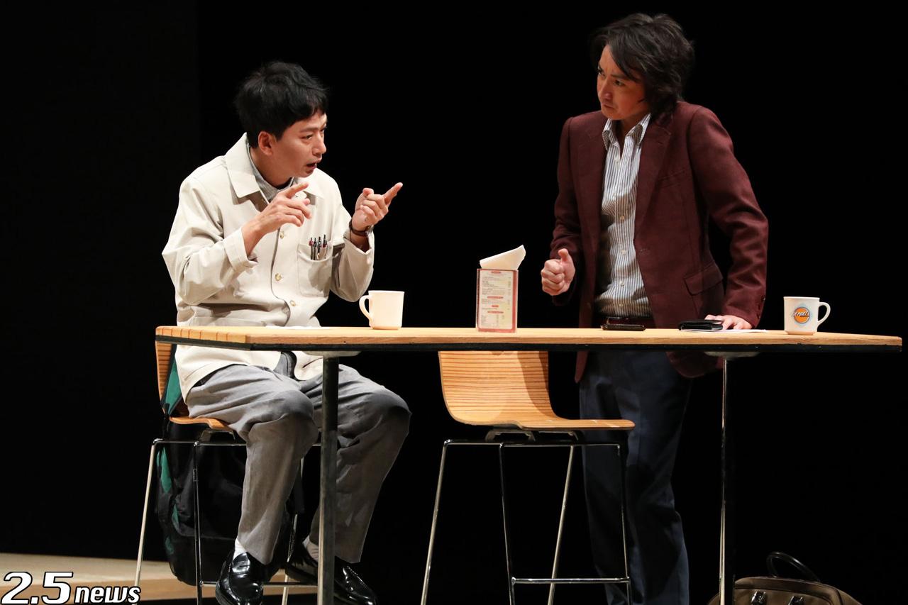 舞台『レインマン』