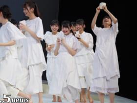 けやき坂46公演「あゆみ」