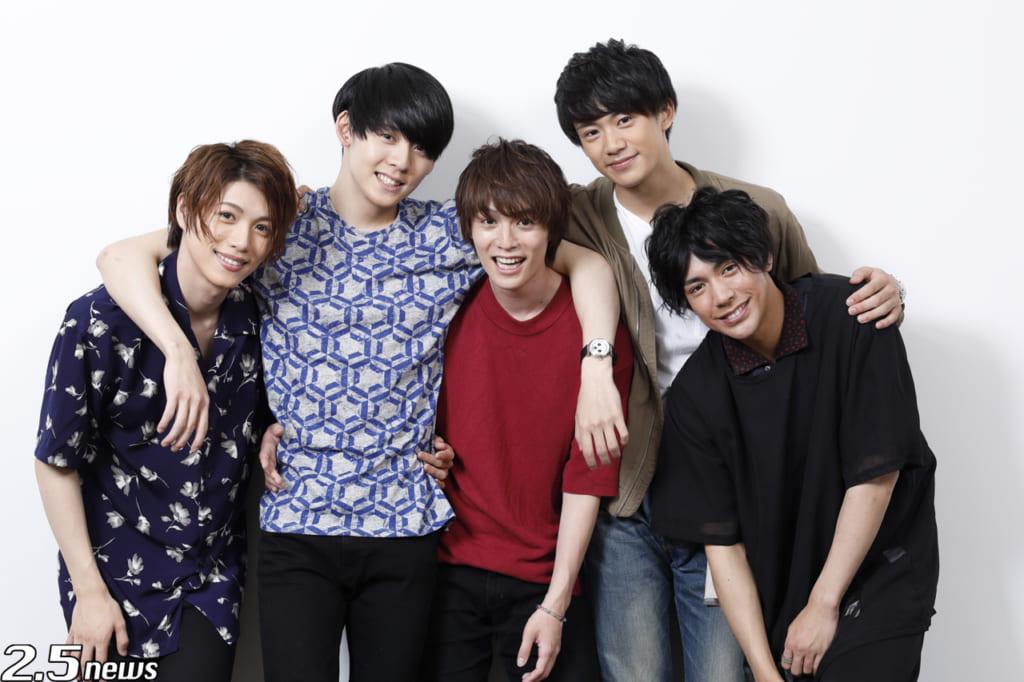 MANKAI STAGE『A3!』 ~SPRING & SUMMER 2018~