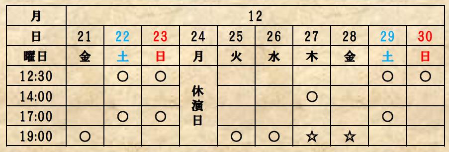 斬劇『戦国BASARA』蒼紅乱世