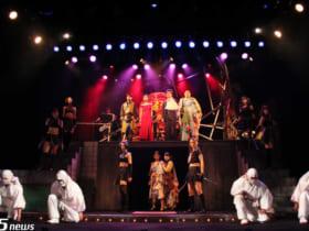 舞台『NINJA ZONE 〜RISE OF THE KUNOICHI WARRIOR〜』