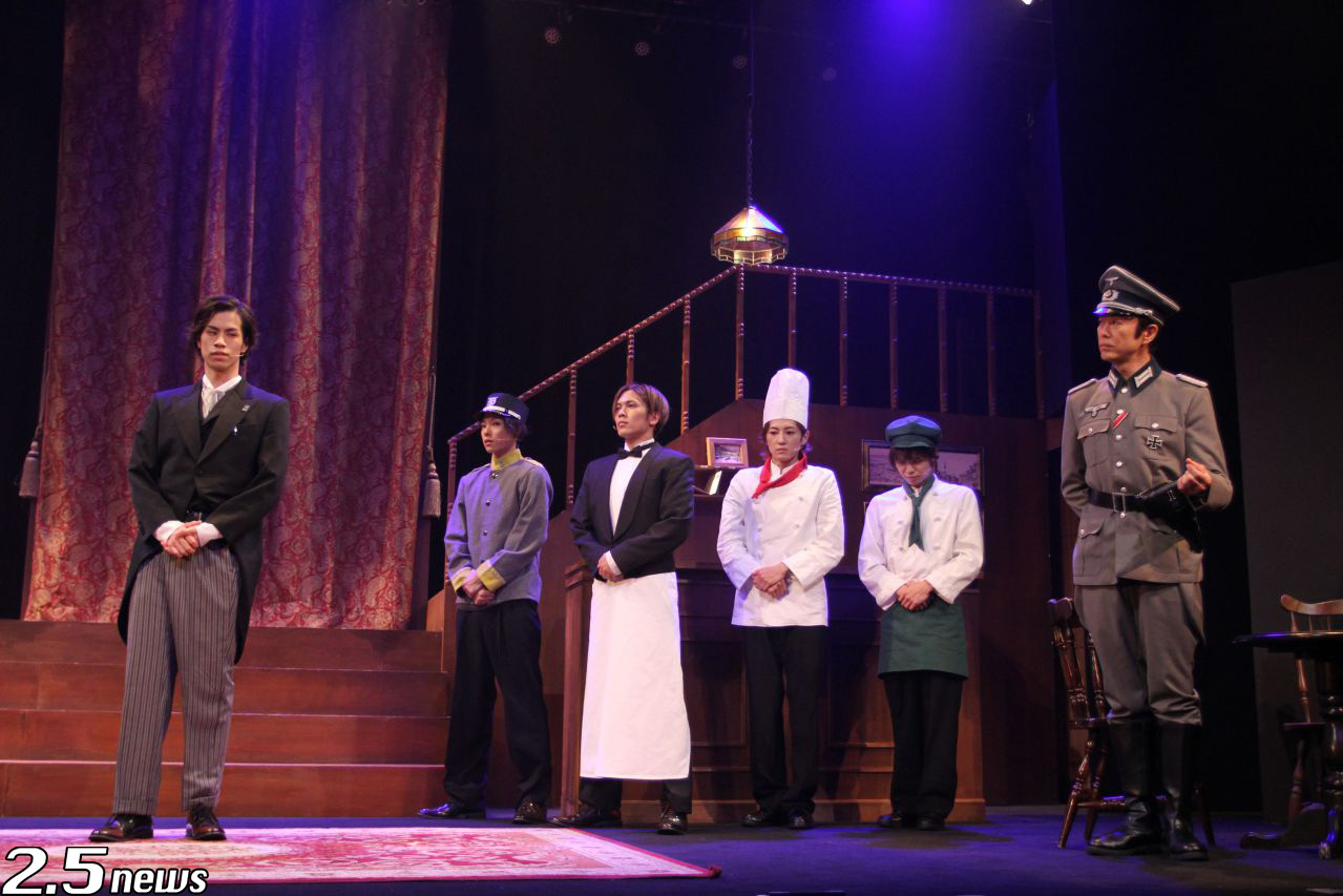 Théâtre de Candy Boy 第一回公演『BON BON』