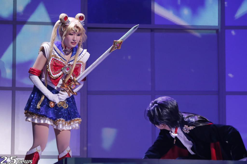 乃木坂 46 版 ミュージカル「美少女戦士セーラームーン」