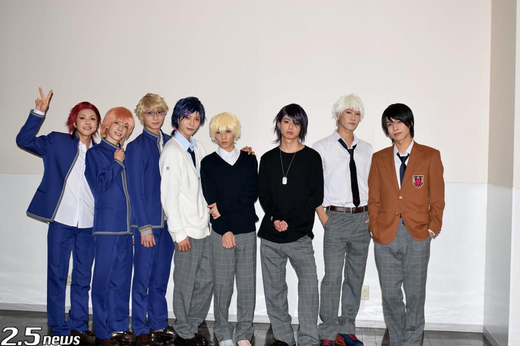 ミラクル☆ステージ『サンリオ男子』FUN・FAN・MEETING Vol.0