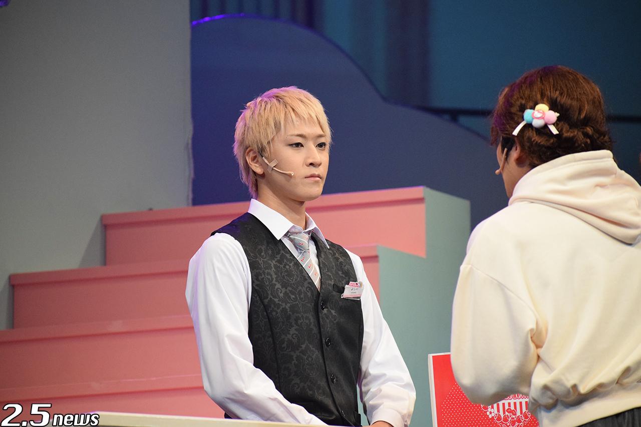 ミラクル☆ステージ『サンリオ男子』