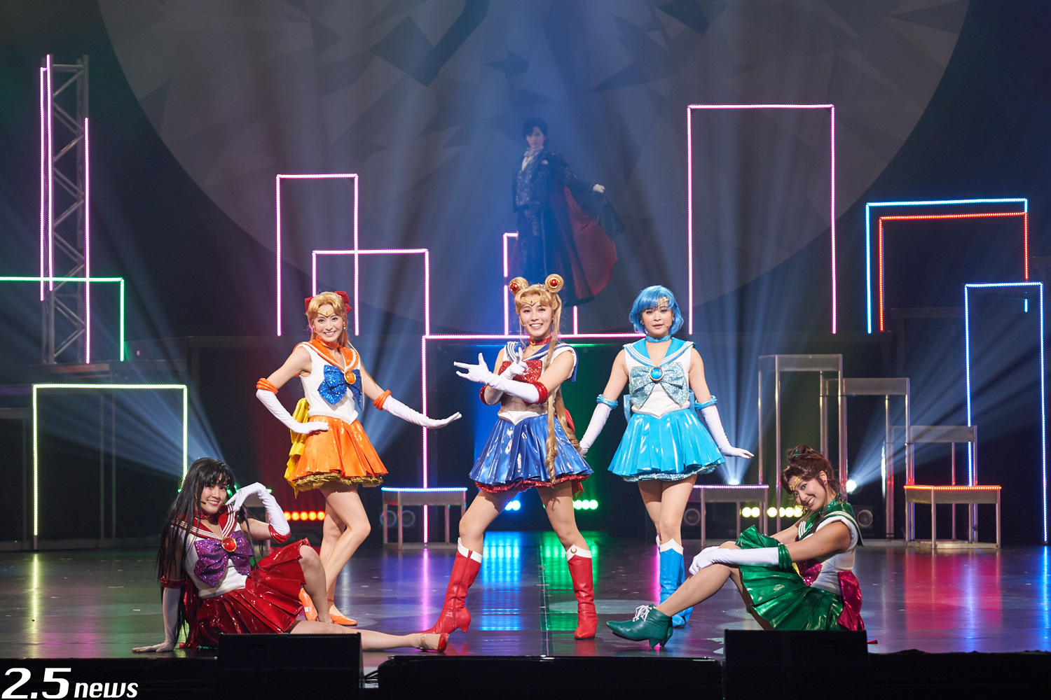 """Pretty Guardian Sailor Moon"" The Super Live"