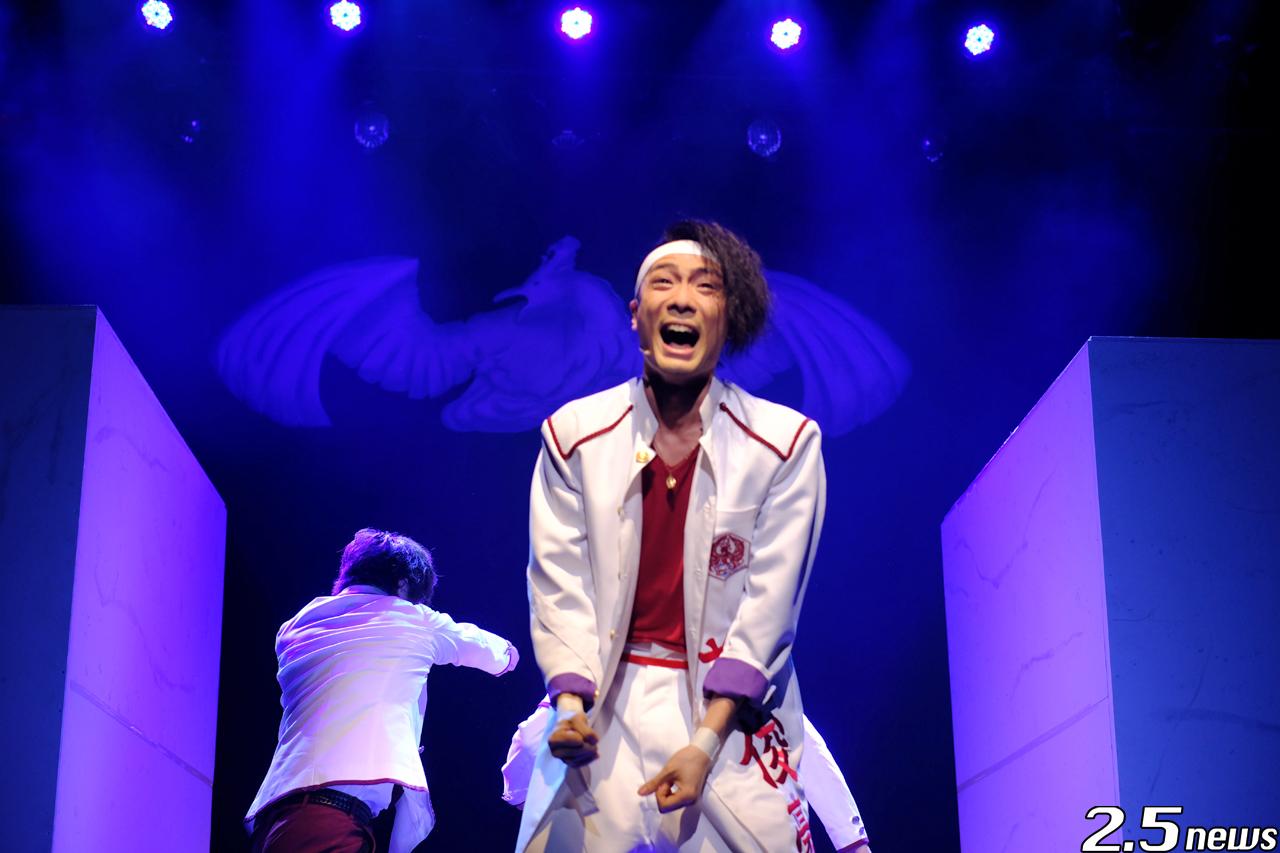 舞台『青春歌闘劇バトリズムステージWAVE』
