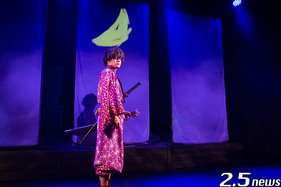 舞台『紫猫のギリ』