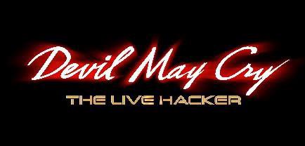 舞台「DEVIL MAY CRY ー THE LIVE HACKER ー」