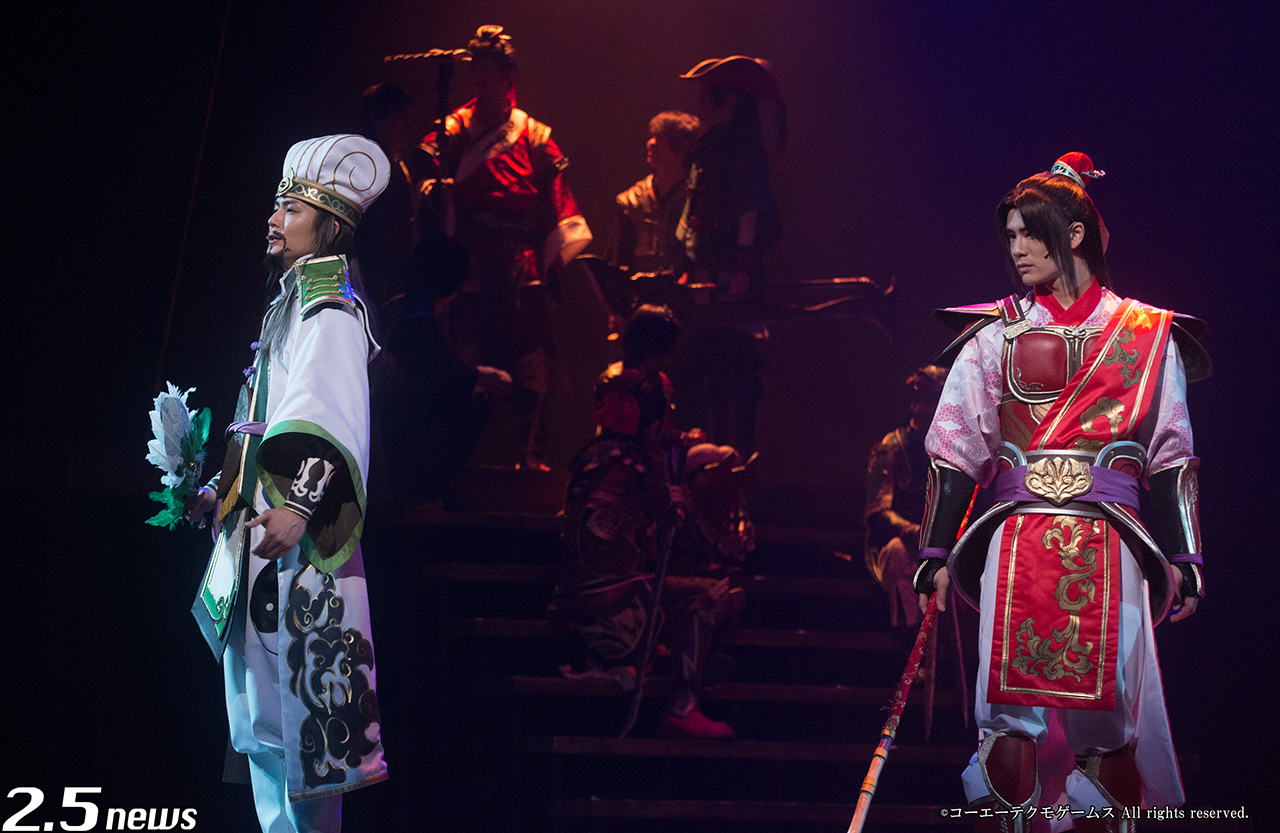 舞台「真・三國無双 赤壁の戦い」