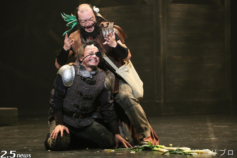 彩の国シェイクスピア・シリーズ第34弾『ヘンリー五世』
