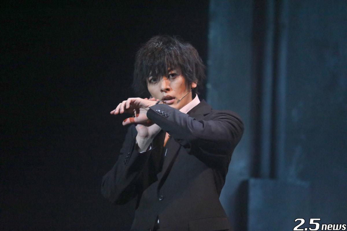 舞台『仮面ライダー斬月』 -鎧武外伝-