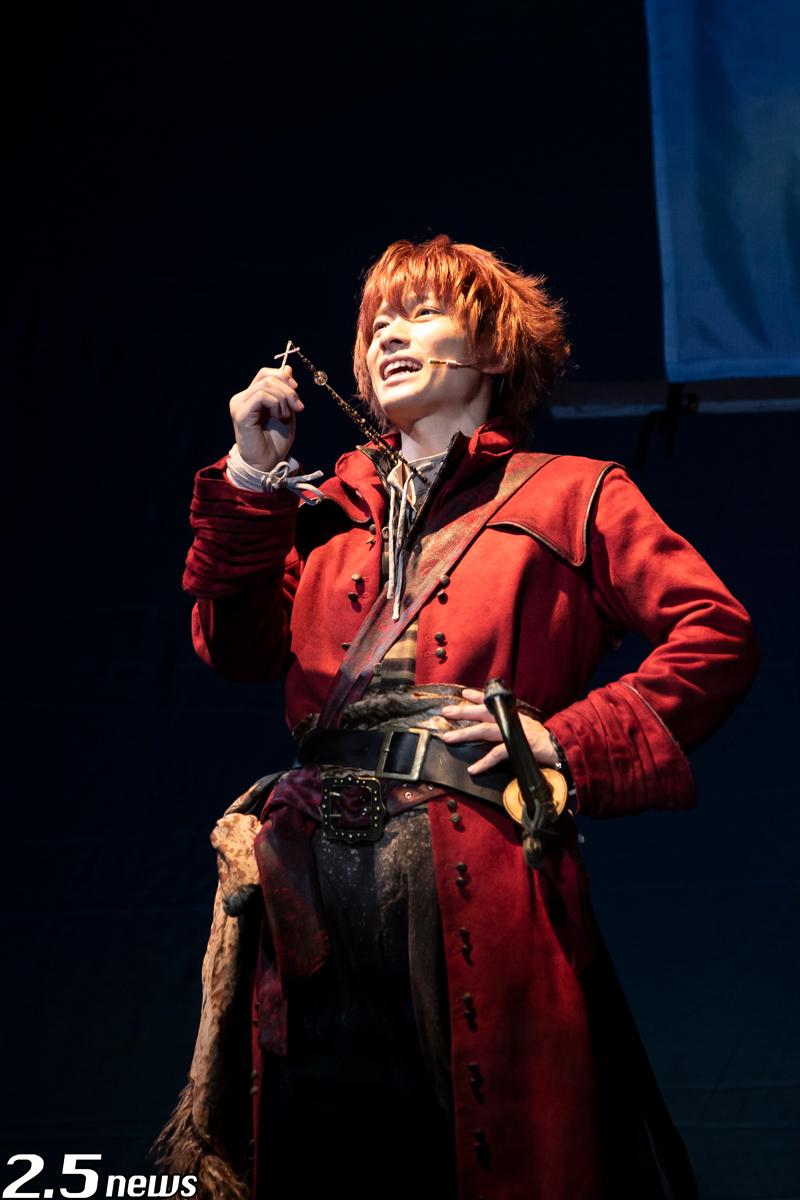 舞台「劇団シャイニング from うたの☆プリンスさまっ♪『Pirates of the Frontier』」