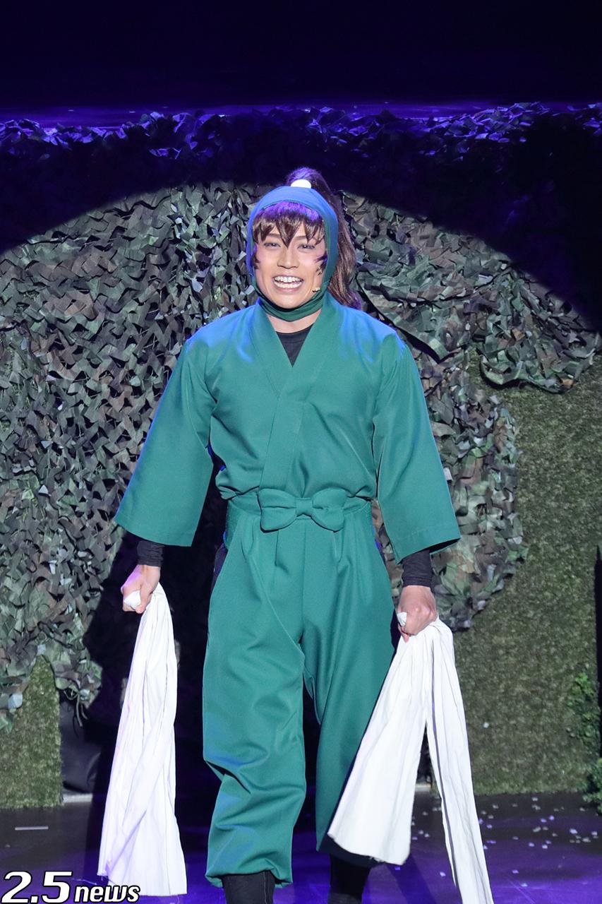 ミュージカル「忍たま乱太郎」第10弾 これぞ忍者の大運動会だ!