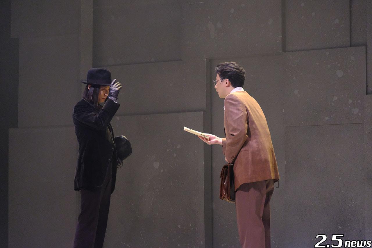舞台「魍魎の匣」