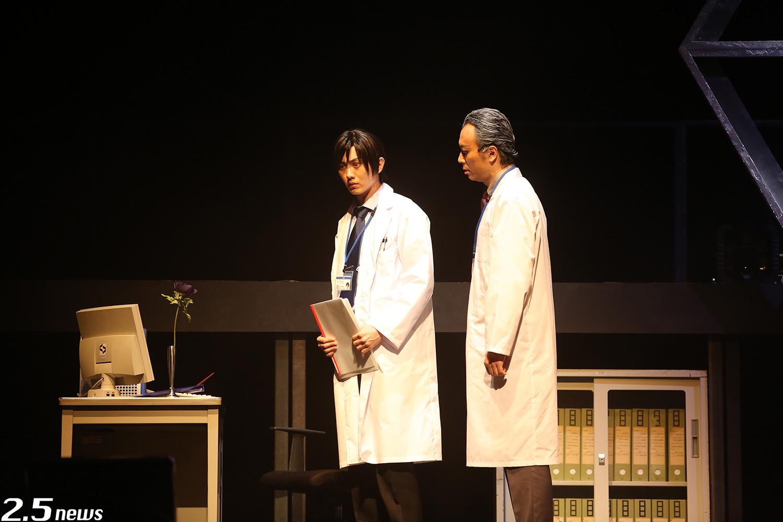 舞台『囚われのパルマ ―失われた記憶―』